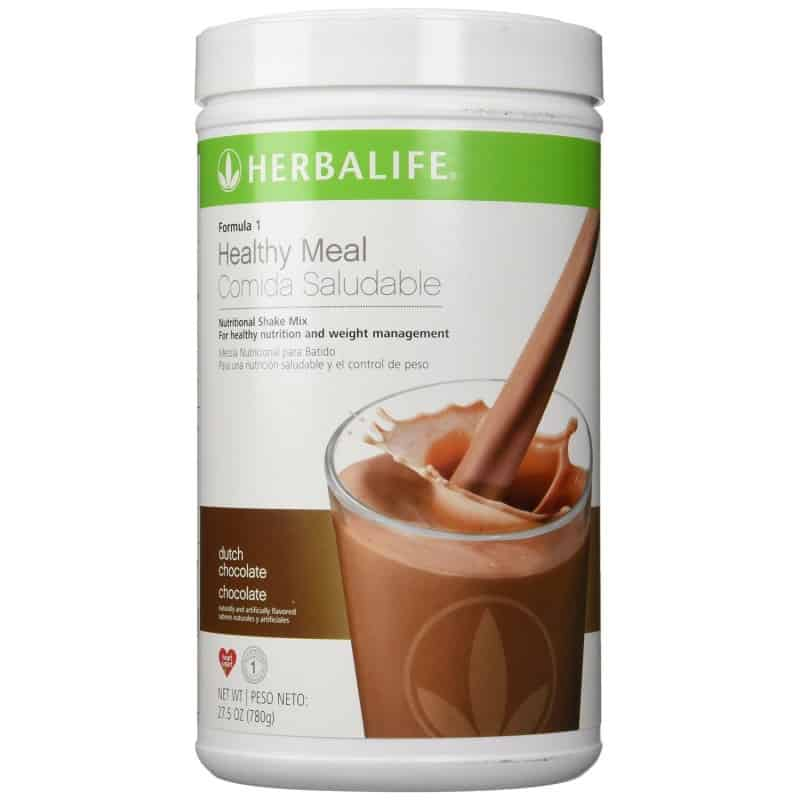 formula 1 healthy meal nutritional shake mix review