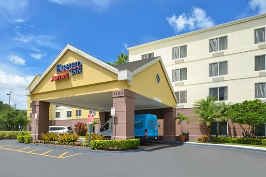 fairfield inn orlando airport reviews