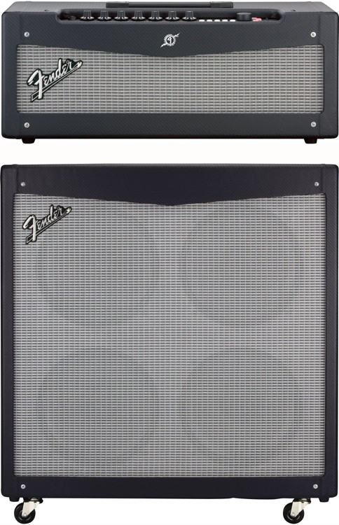 fender mustang v half stack review