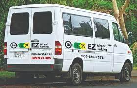 ez airport parking yyz reviews