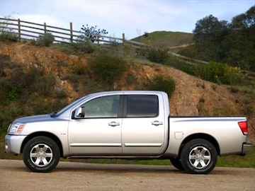 2006 nissan titan reviews reliability