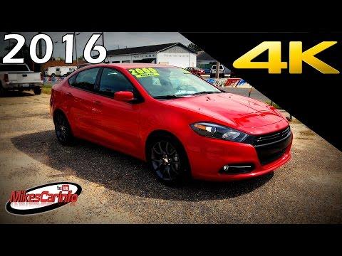 2016 dodge dart rallye review