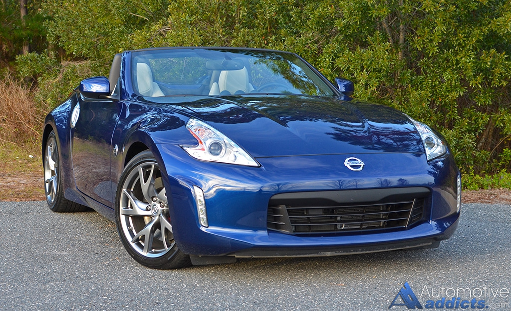 2016 nissan 370z roadster review