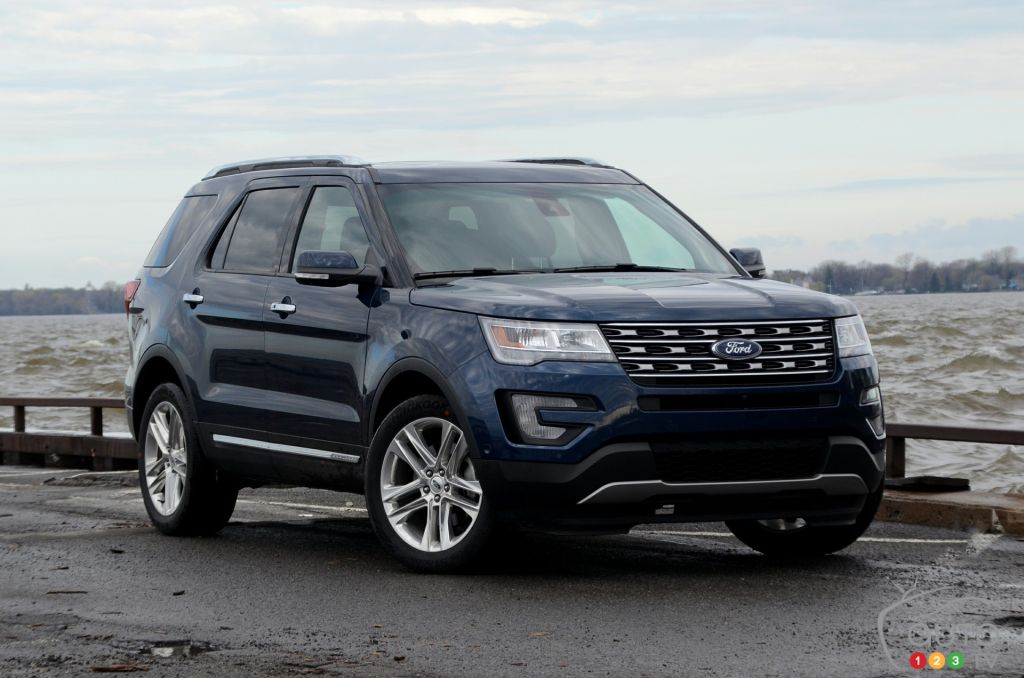 2017 ford explorer review canada