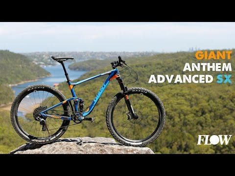 2017 giant anthem sx 2 review