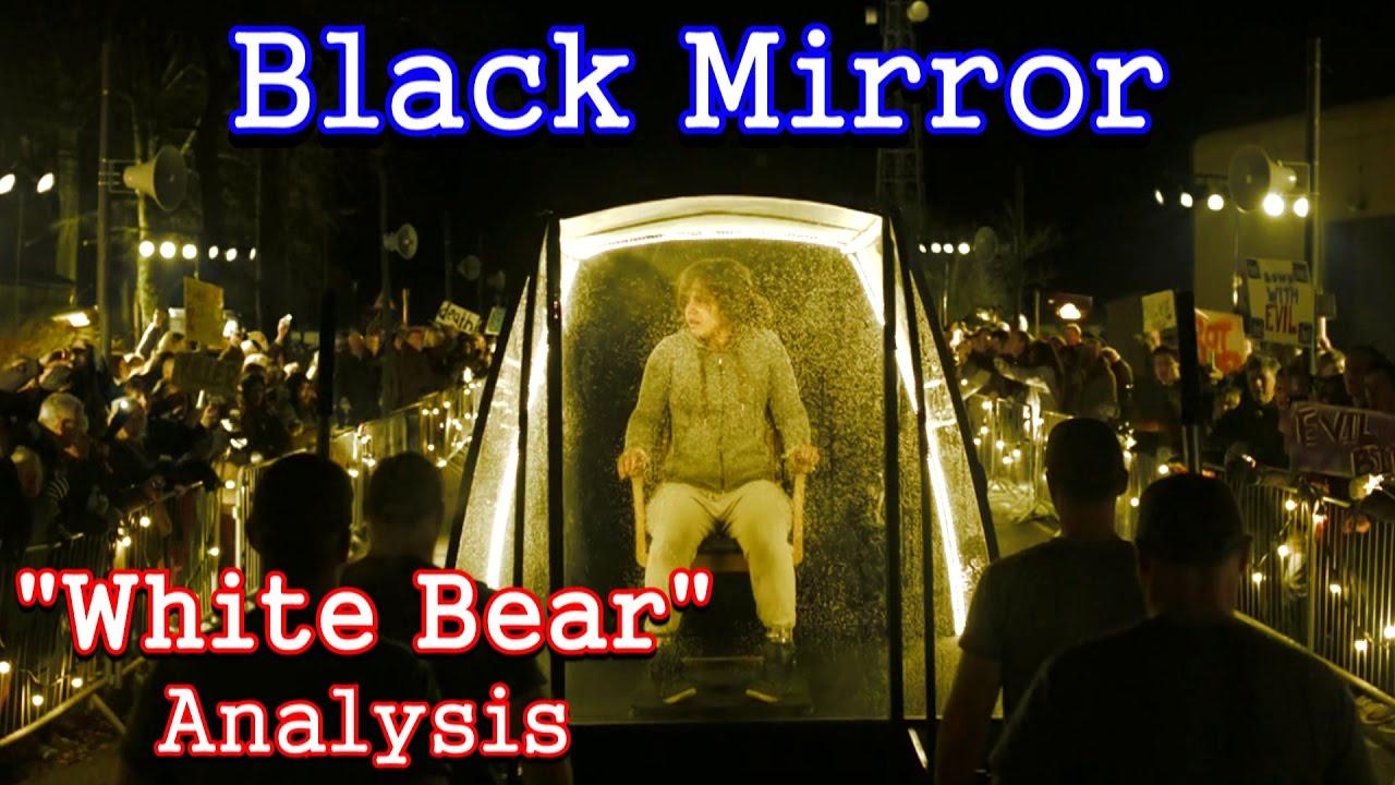 black mirror white bear review