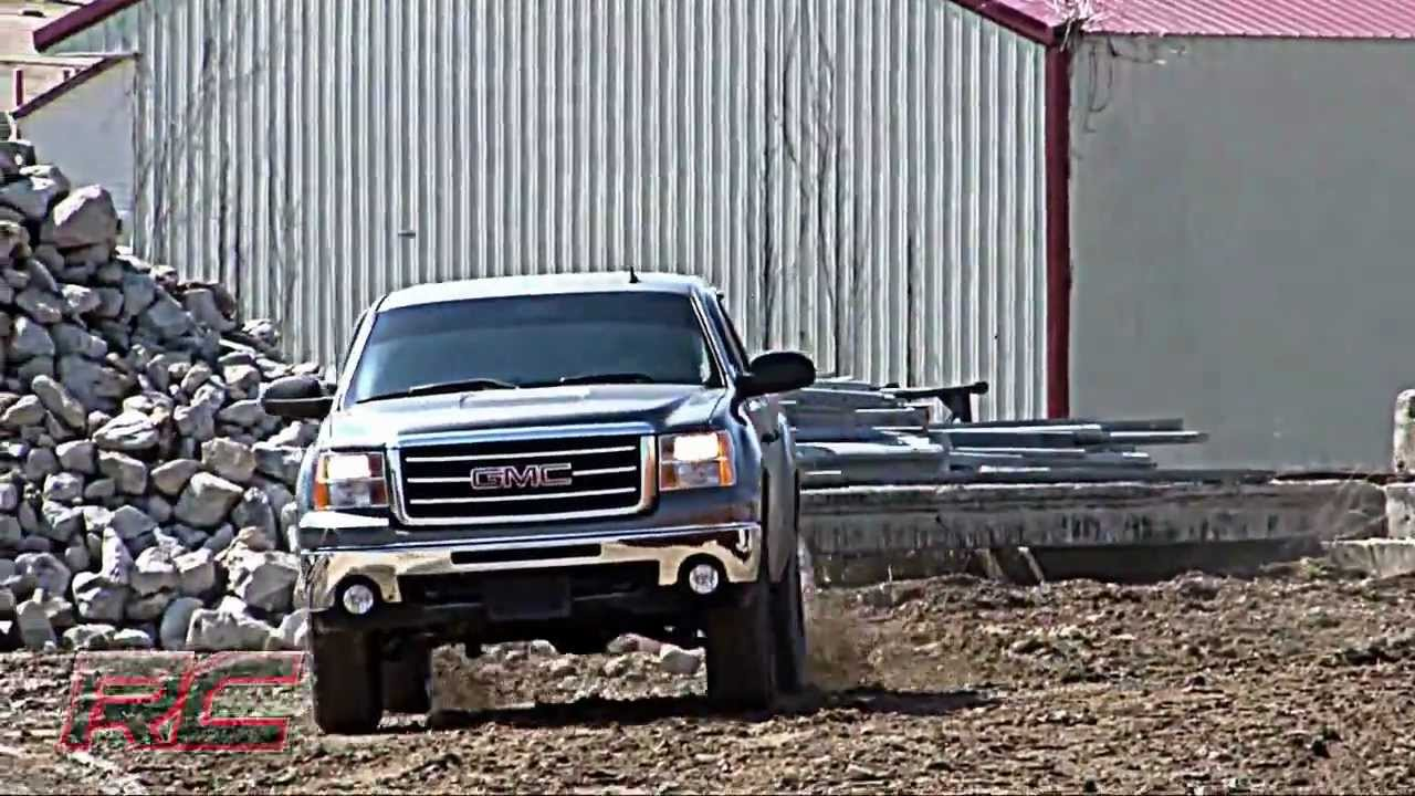 3.5 rough country lift reviews