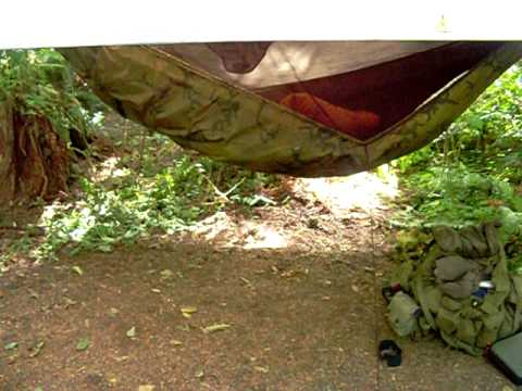 hennessy hammock super shelter review