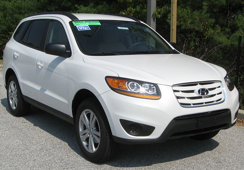 2010 hyundai santa fe gls review
