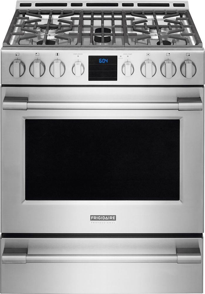 30 inch double oven gas range reviews