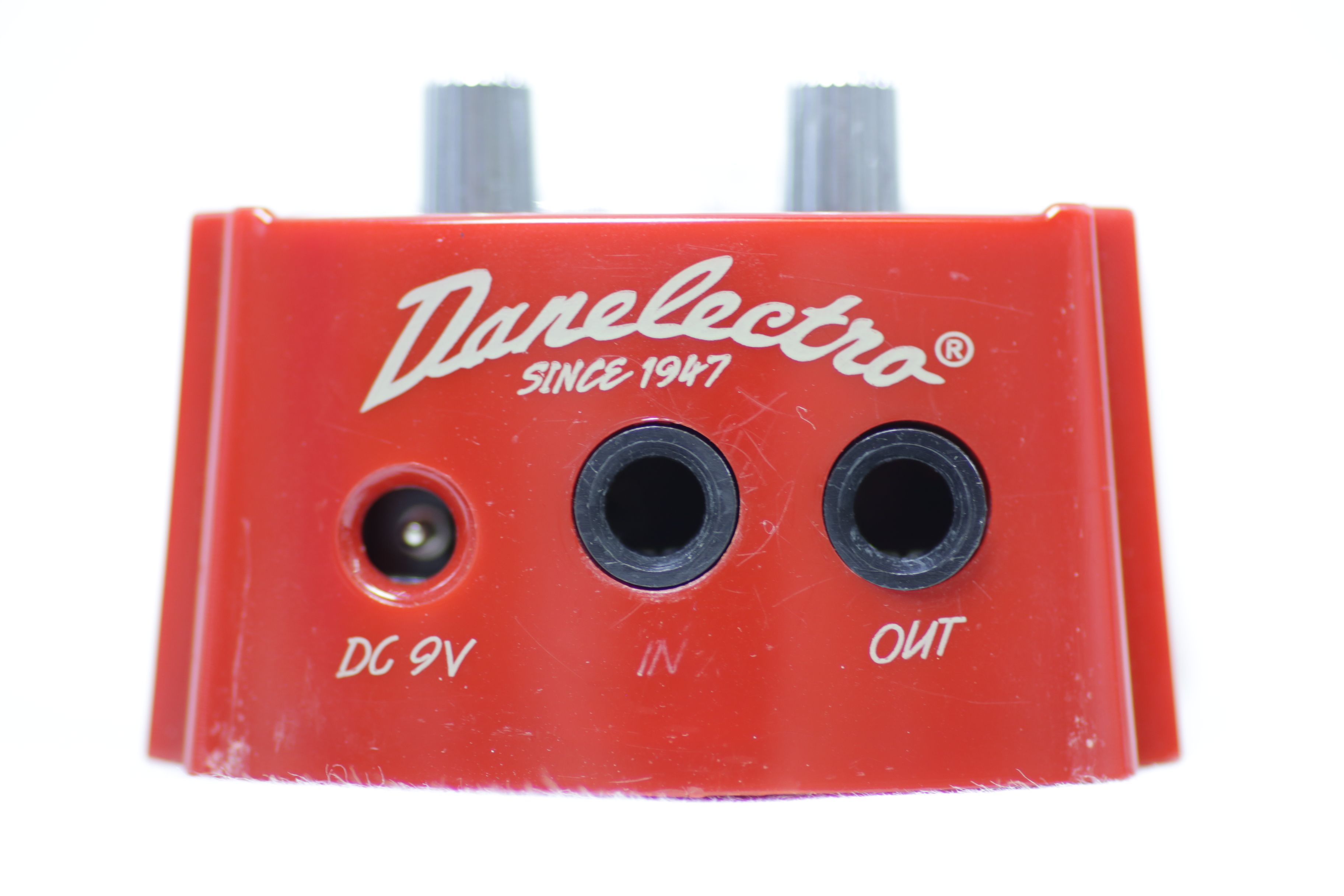 danelectro pastrami overdrive pedal review