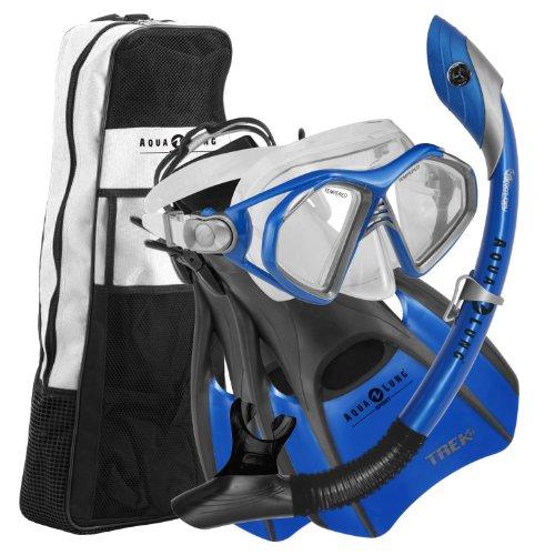 aqua lung snorkel set review