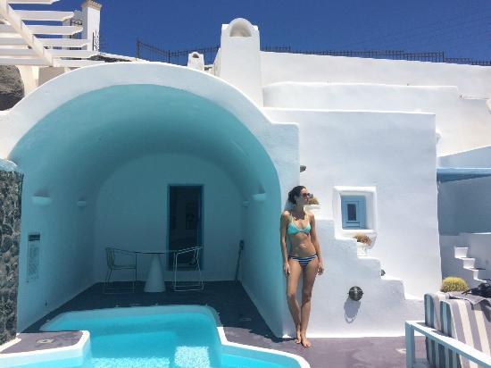 dreams luxury suites santorini reviews