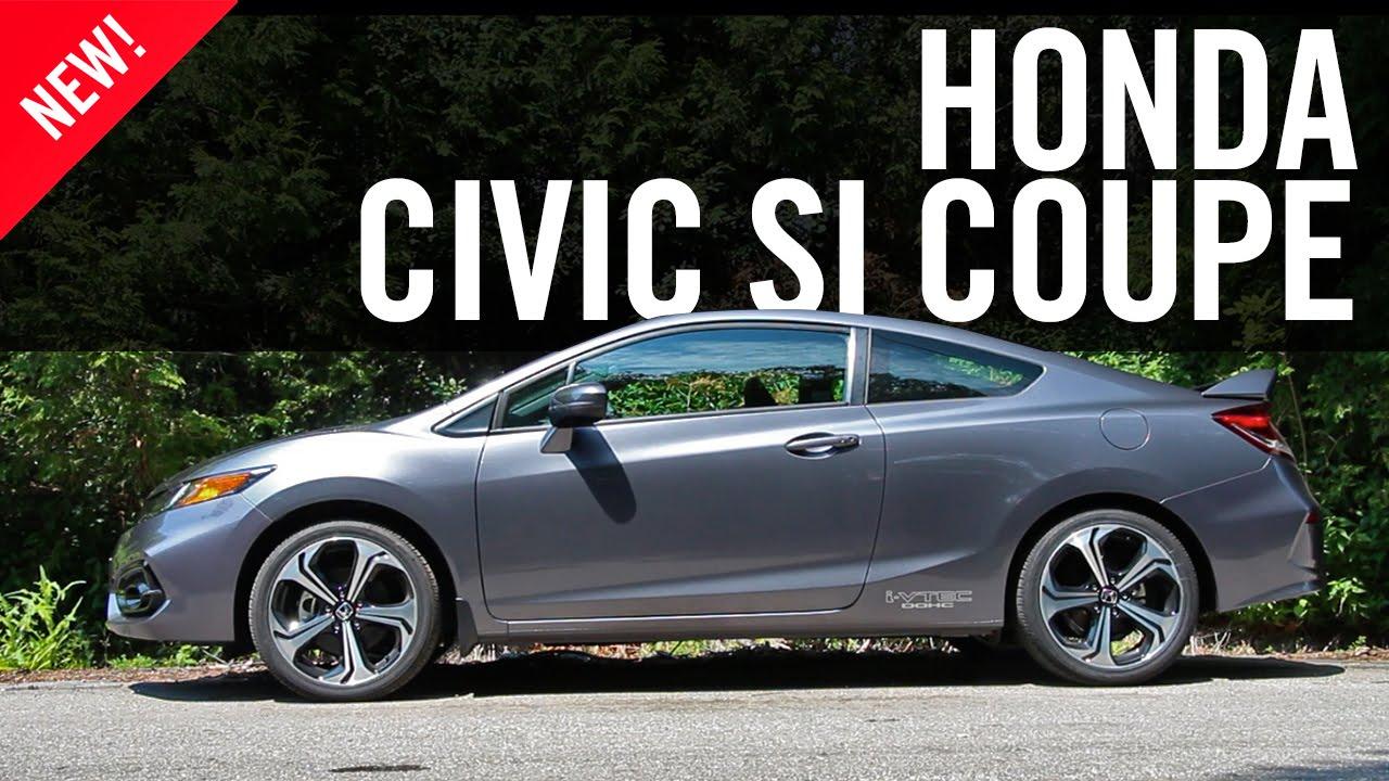 2004 honda civic si coupe review