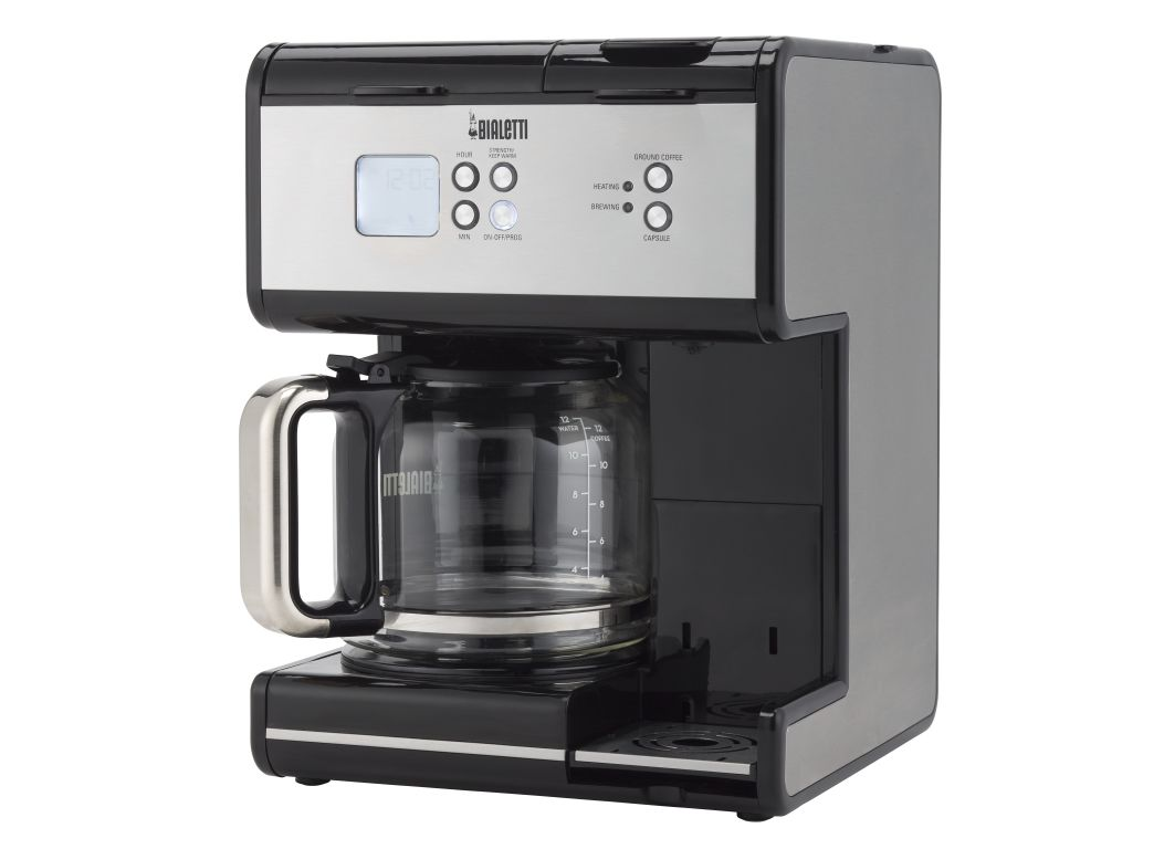 bialetti coffee maker 14 cup review