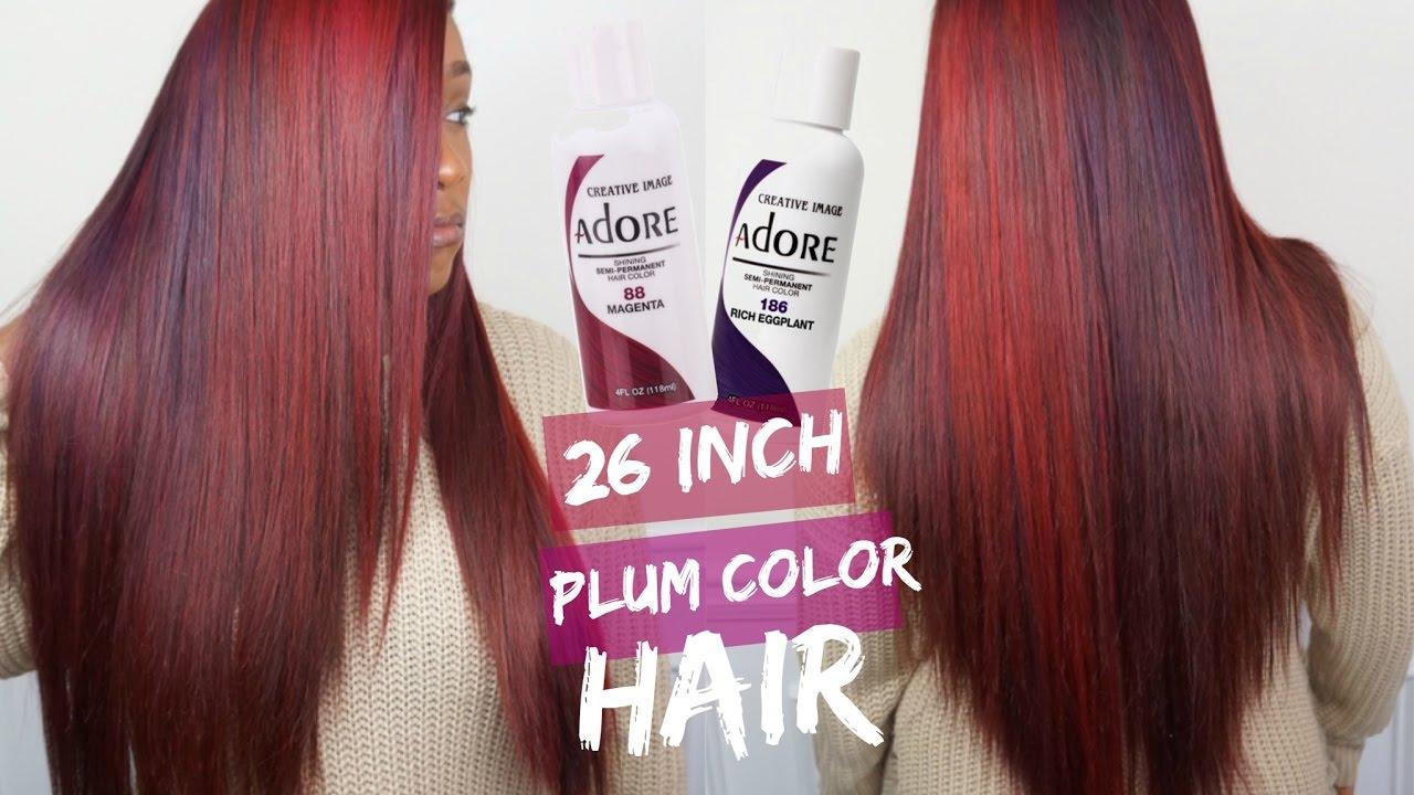 adore platinum hair dye review