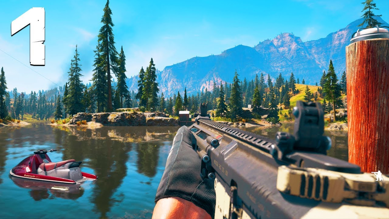 far cry 5 ps4 review