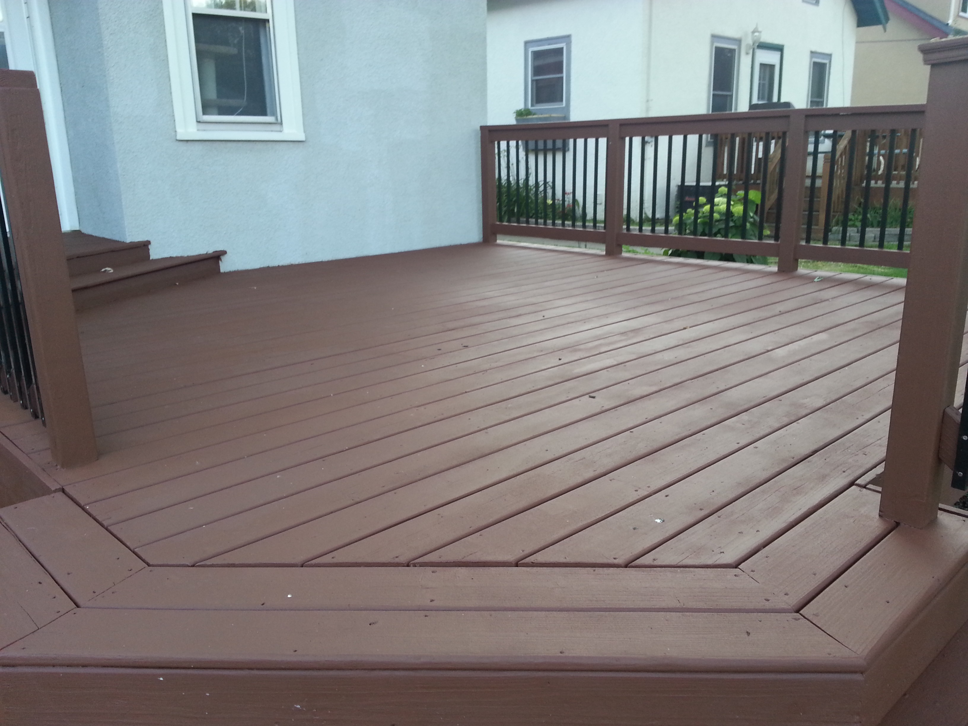 home depot deck over paint reviews