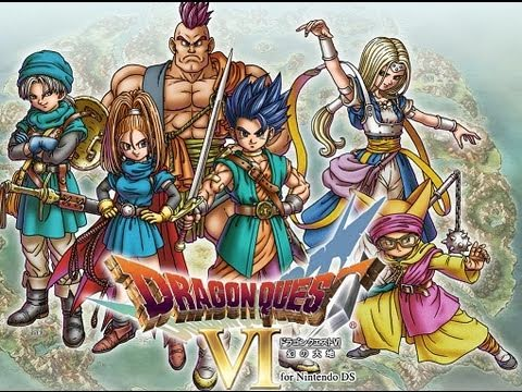dragon quest 6 ds review