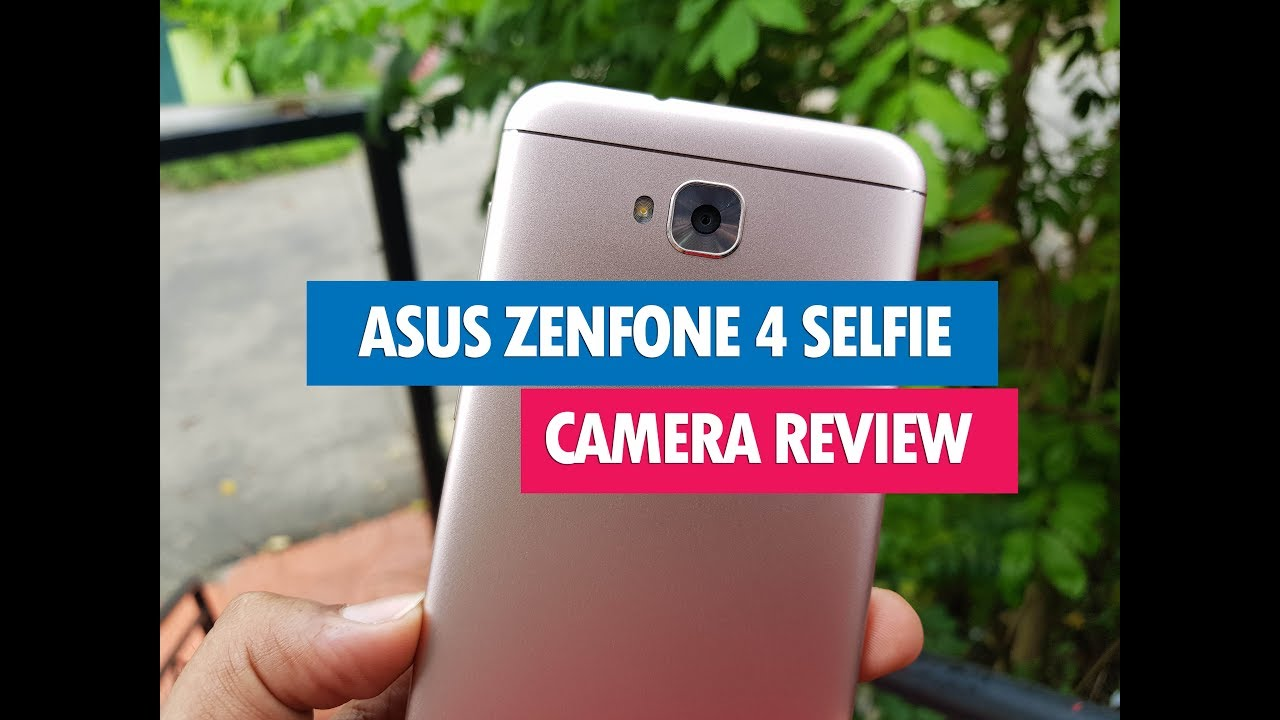 asus zenfone 4 selfie review