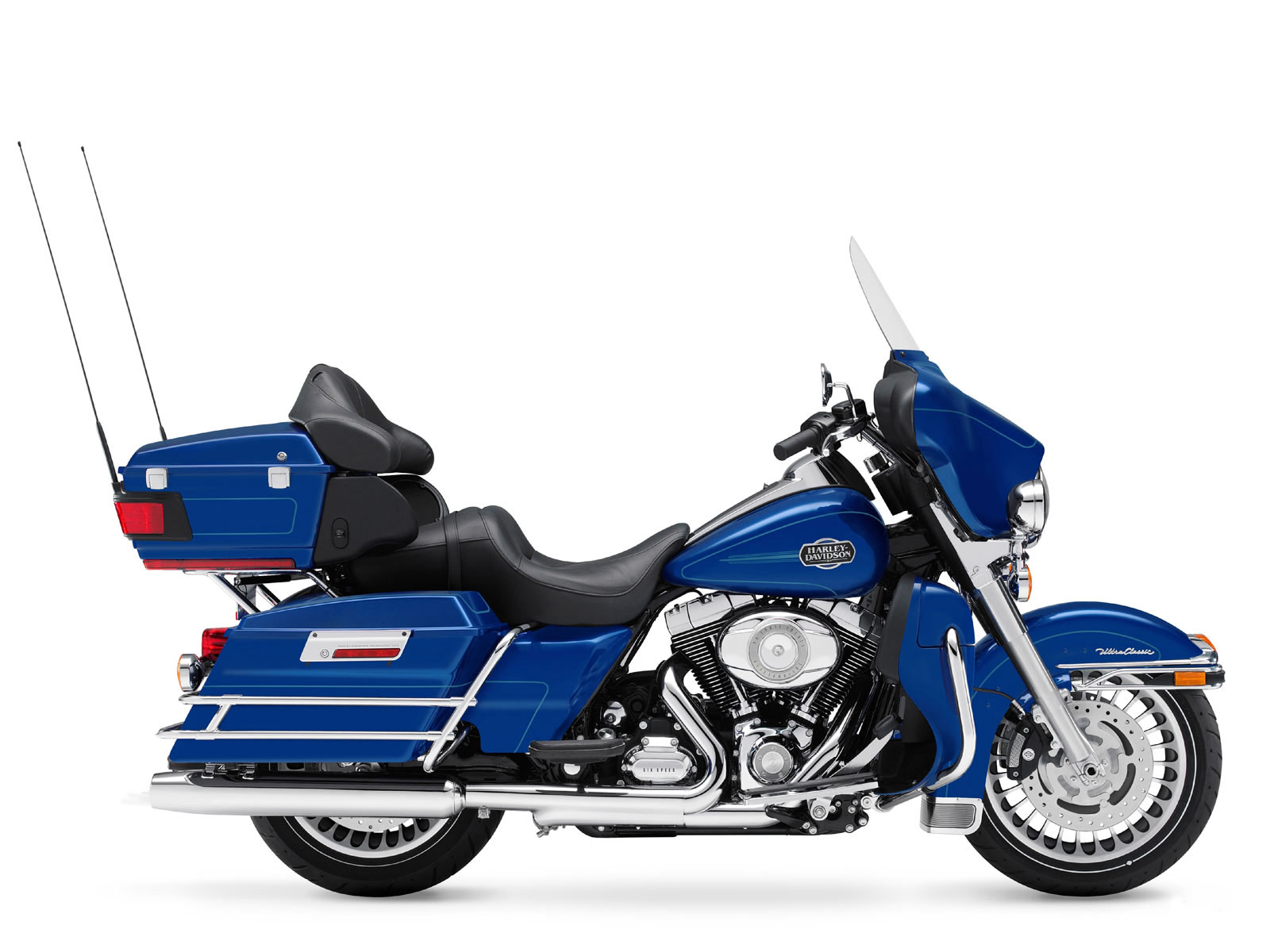 2009 electra glide classic review