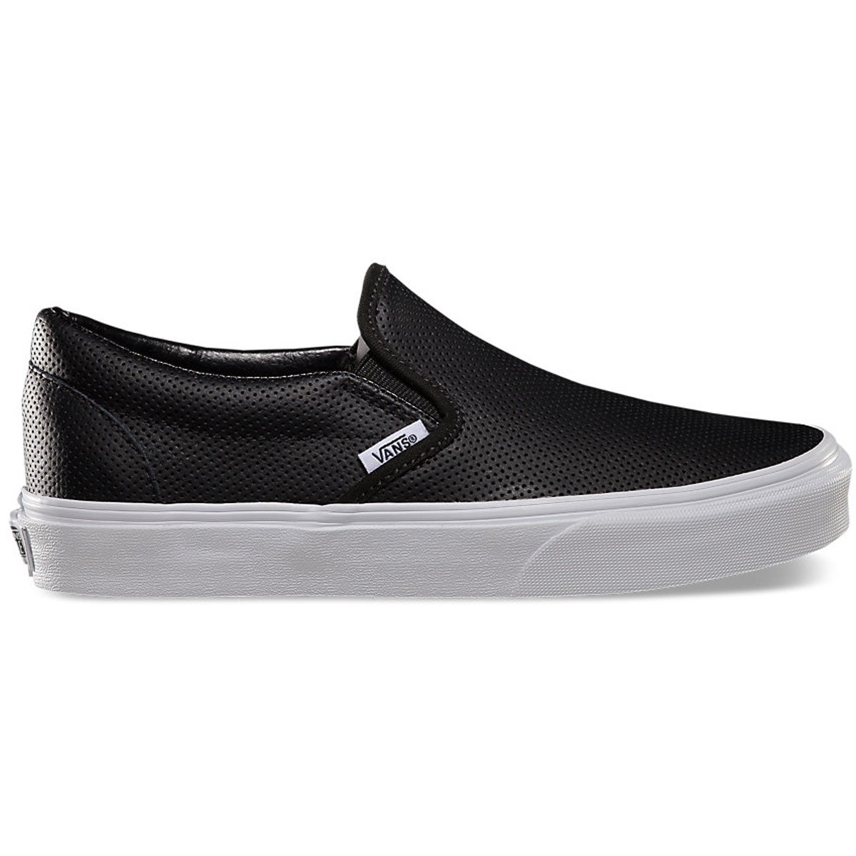 vans perf leather slip on review