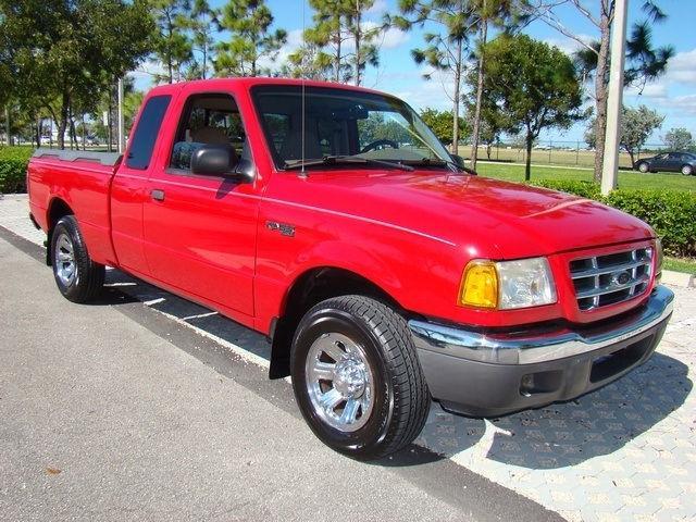2001 ford ranger xlt reviews