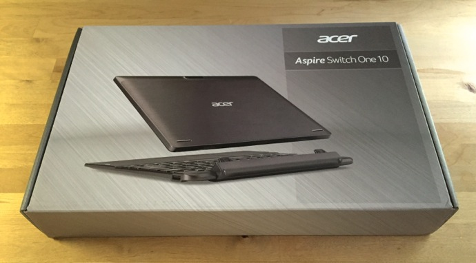 acer one 10 tablet review