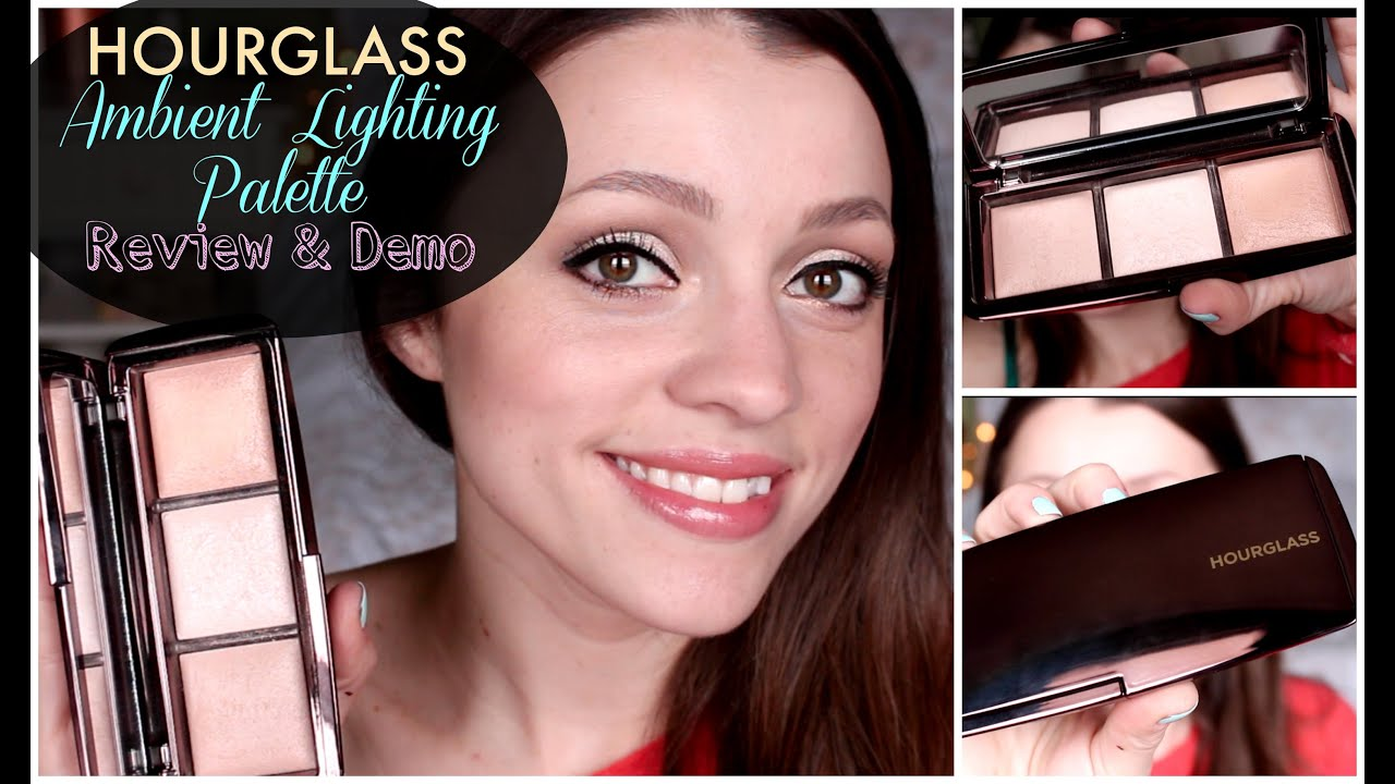 hourglass ambient lighting palette review