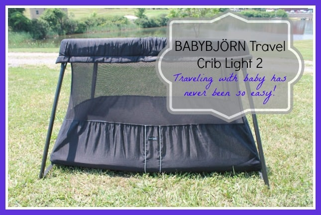 baby bjorn travel crib reviews