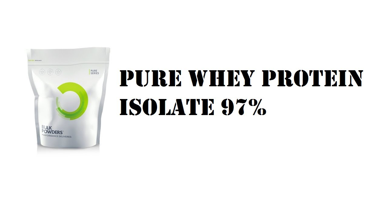 bulk barn whey protein review