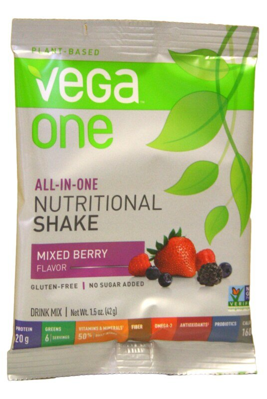 vega one mixed berry review