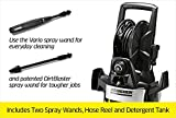clean force 2000 psi pressure washer reviews