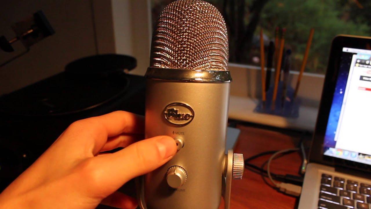 blue yeti usb mic review