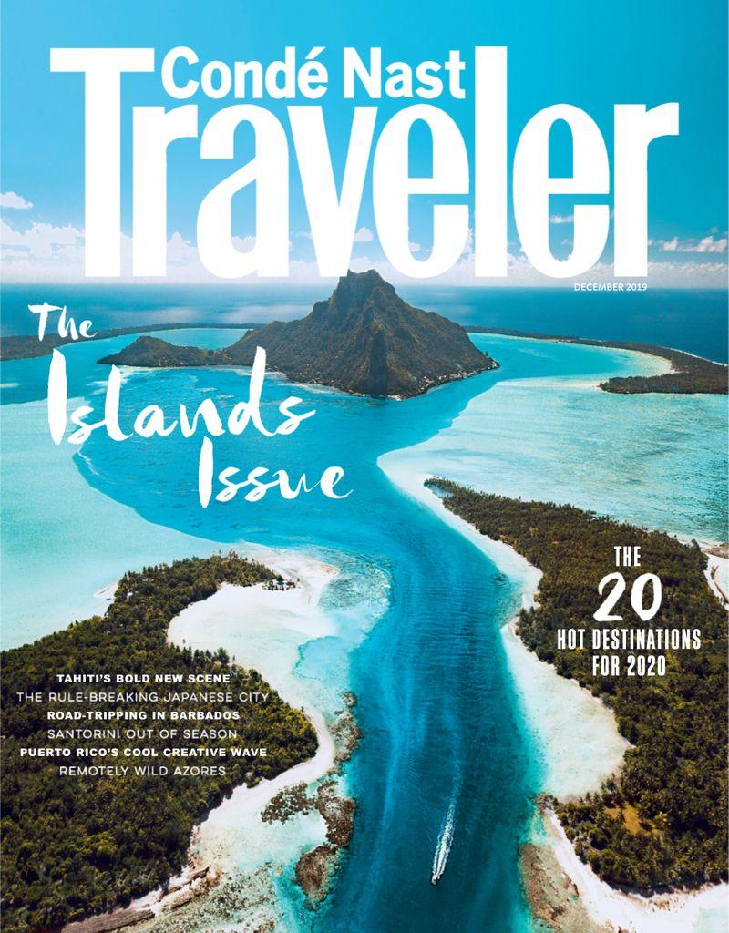 conde nast traveler magazine review