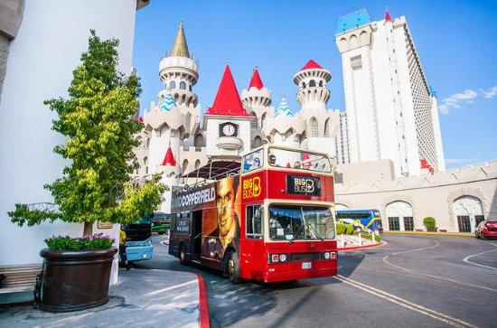 big bus tours las vegas reviews