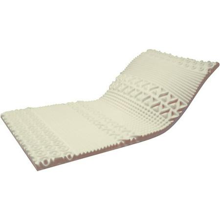 7 zone memory foam mattress topper reviews