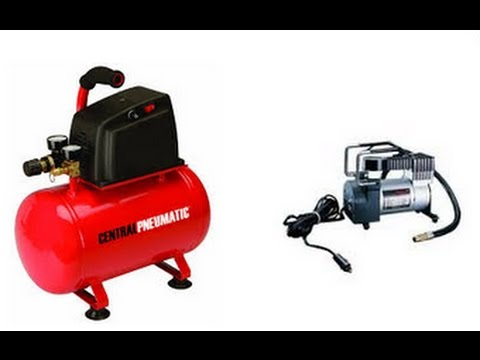 best small air compressors reviews