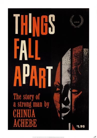 chinua achebe things fall apart book review