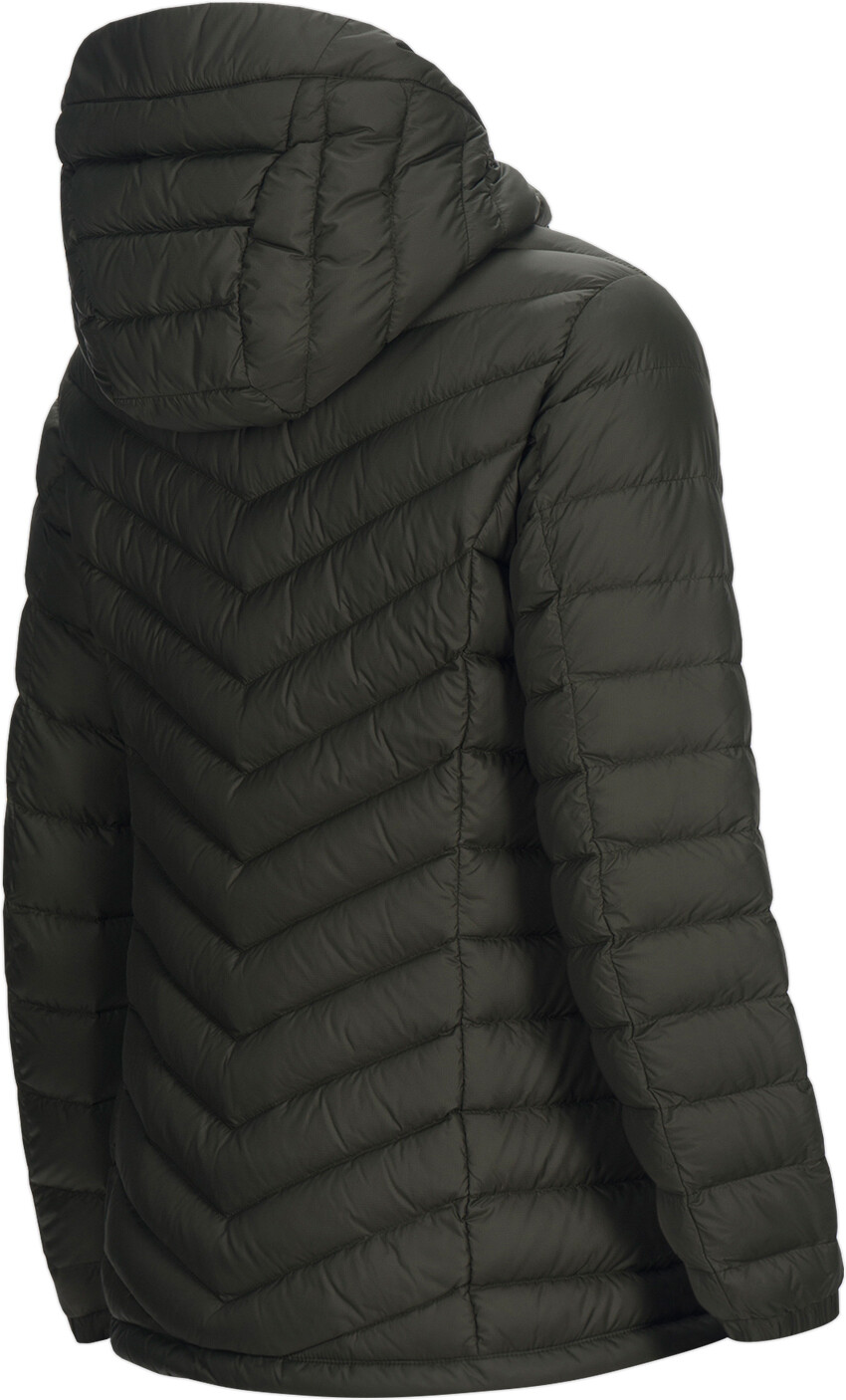 peak performance frost down jacket review