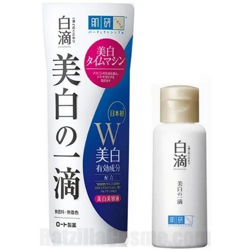 hada labo whitening cream review