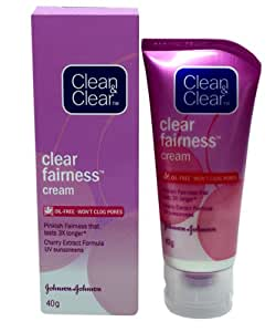 clean and clear fairness moisturizer review