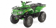 2016 arctic cat 400 review