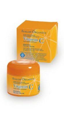 avalon organics vitamin c renewal cream reviews