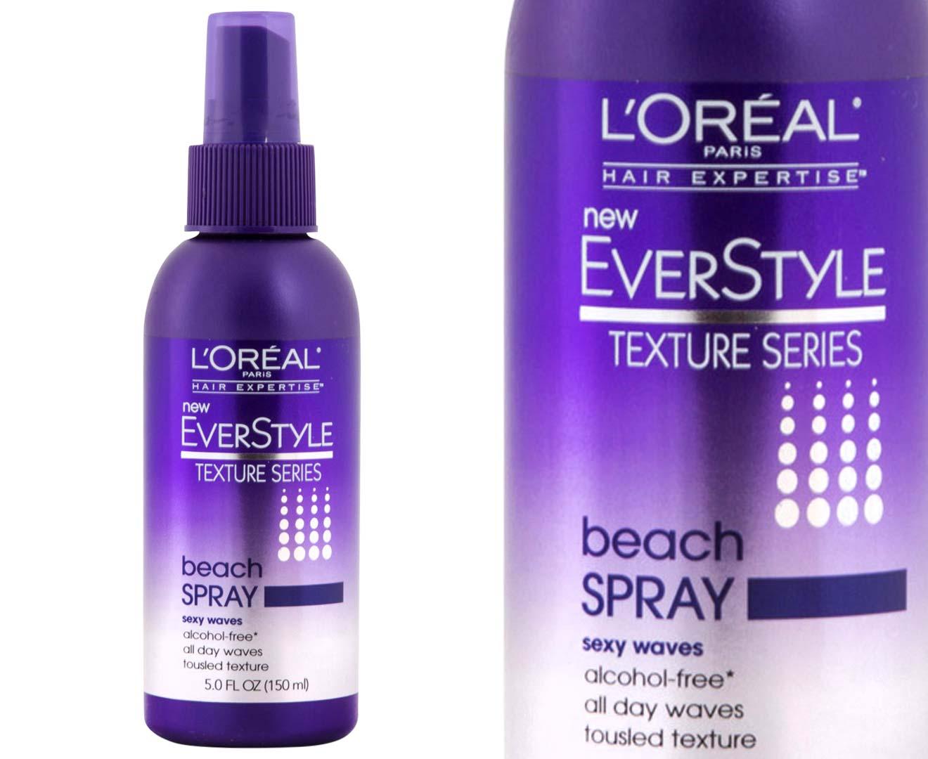 l oreal sea salt spray review
