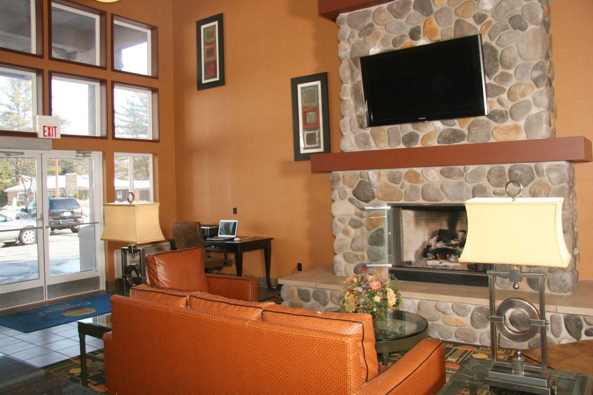 comfort inn traverse city reviews