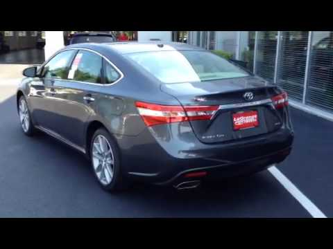 2014 toyota avalon xle review
