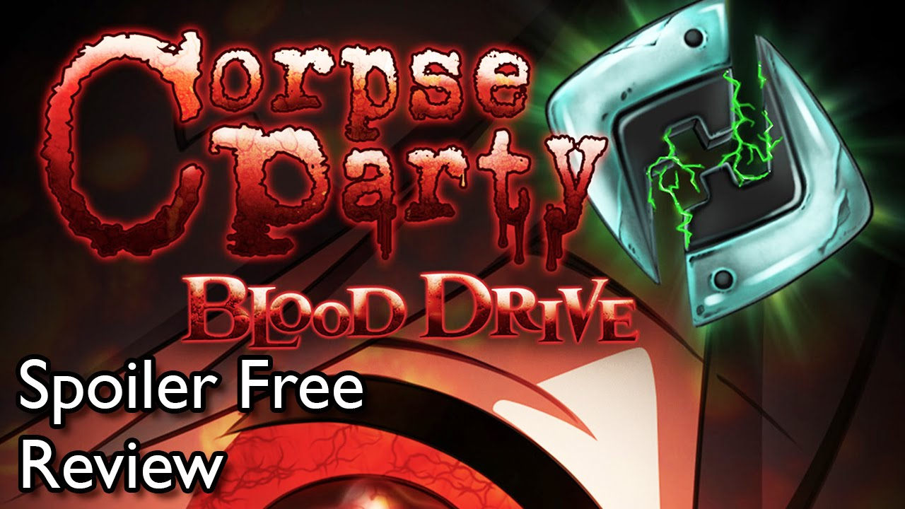 corpse party blood drive review