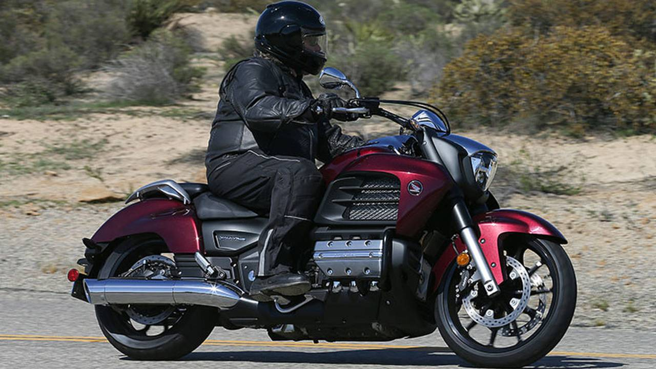 2014 honda gold wing valkyrie review