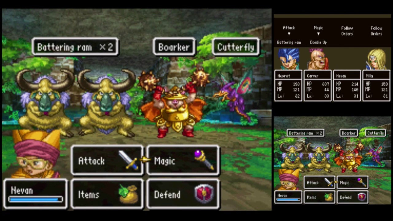 dragon quest 6 ds review